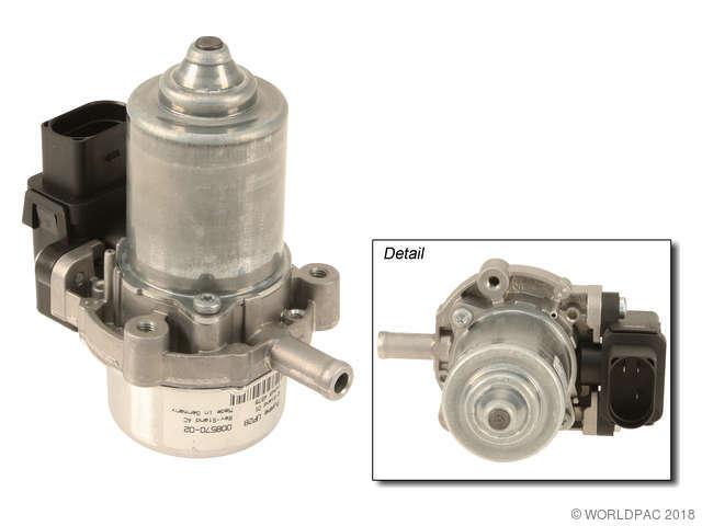 Hella Power Brake Booster Vacuum Pump