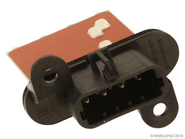 ACDelco HVAC Blower Motor Resistor