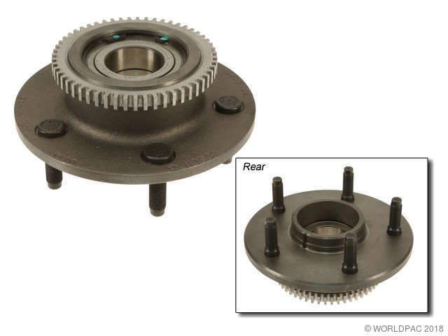 Mopar Wheel Bearing and Hub Assembly