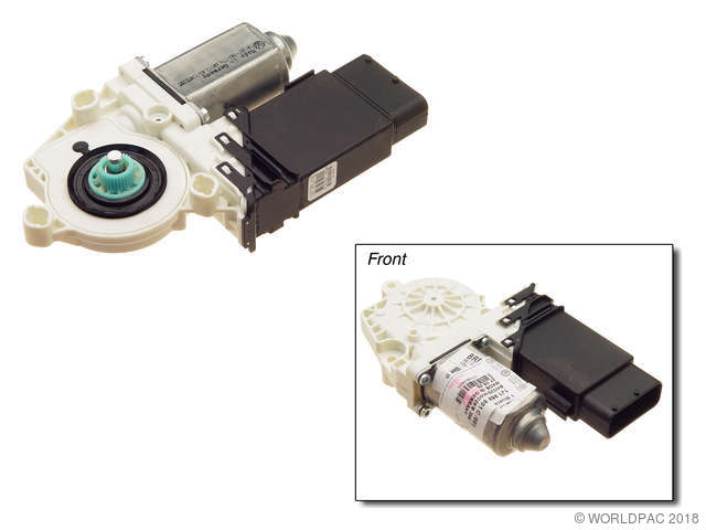 Volkswagen window motor for 1999 passat window regulator