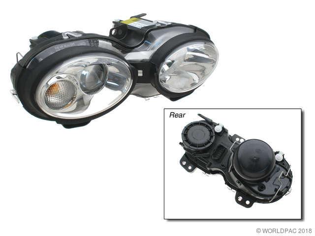 Genuine Headlight Assembly