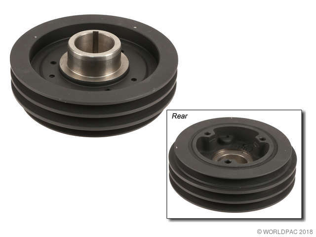 MTC Engine Harmonic Balancer