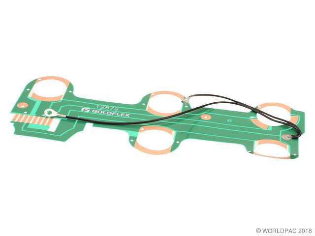 MTC Tail Light Circuit Board