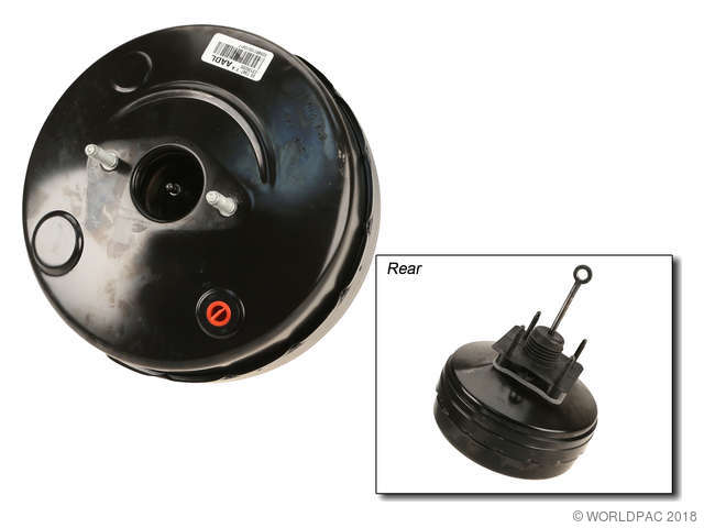 ACDelco 14PB4443 Professional Power Brake Booster Assembly Remanufactured