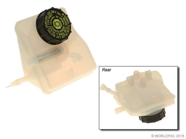 Genuine Brake Master Cylinder Reservoir