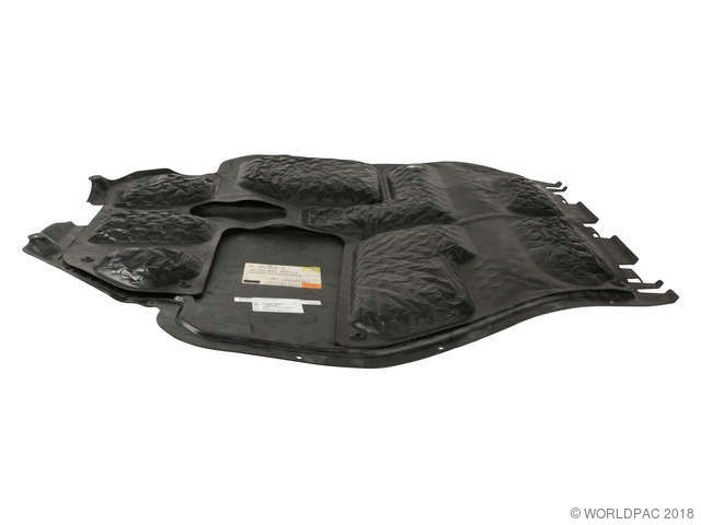 Genuine Undercar Shield