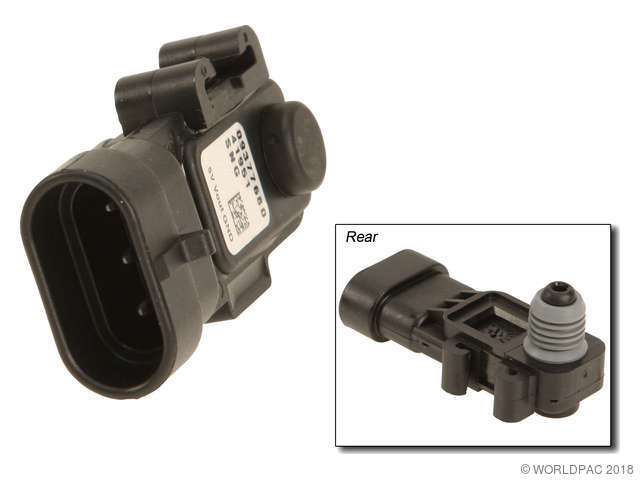 Genuine Fuel Injection Pressure Sensor