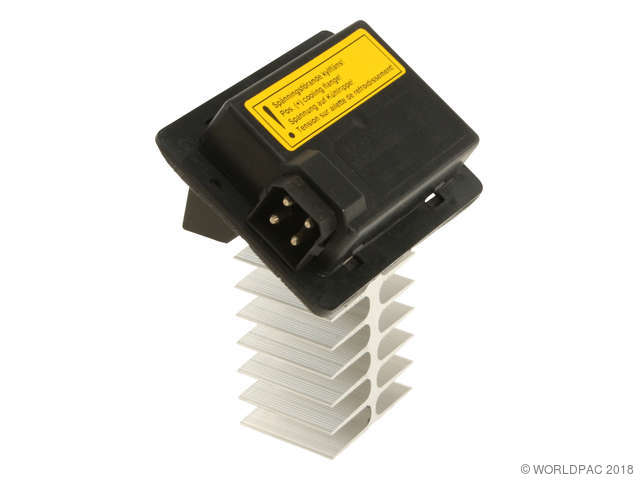 Kaehler Germany HVAC Blower Motor Resistor