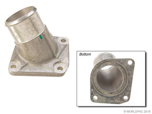 Genuine Engine Coolant Outlet Flange