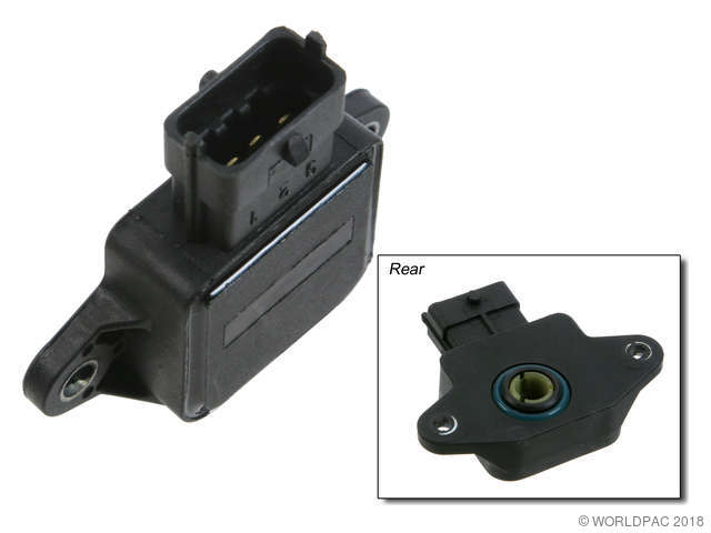 MTC Throttle Position Sensor