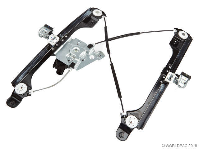ACDelco Power Window Motor and Regulator Assembly