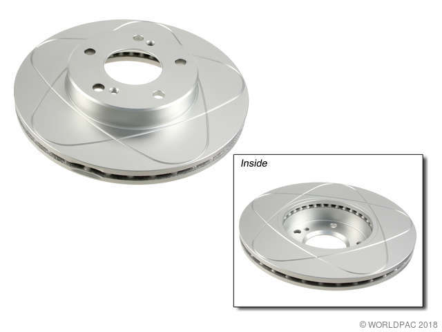 ATE Disc Brake Rotor
