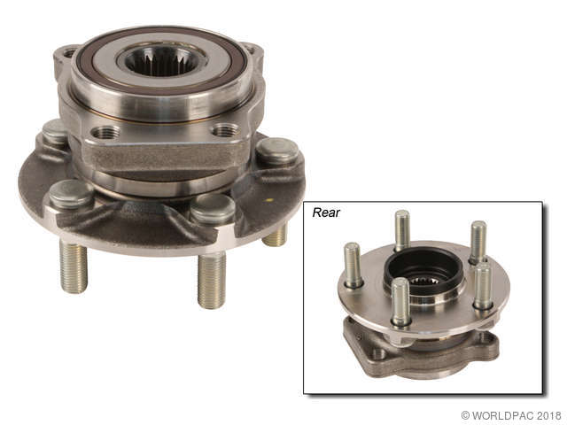 2005 Subaru Outback Wheel Bearing and Hub Assembly SKF