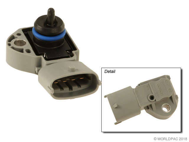 Bosch Fuel Injection Pressure Sensor