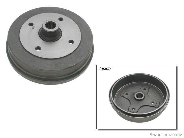 Zimmermann Brake Drum