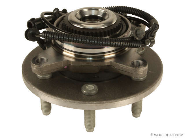 Motorcraft Wheel Bearing and Hub Assembly