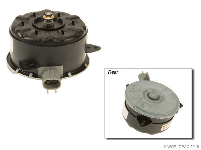 TYC Engine Cooling Fan Motor