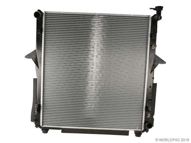 CSF 2441 Radiator
