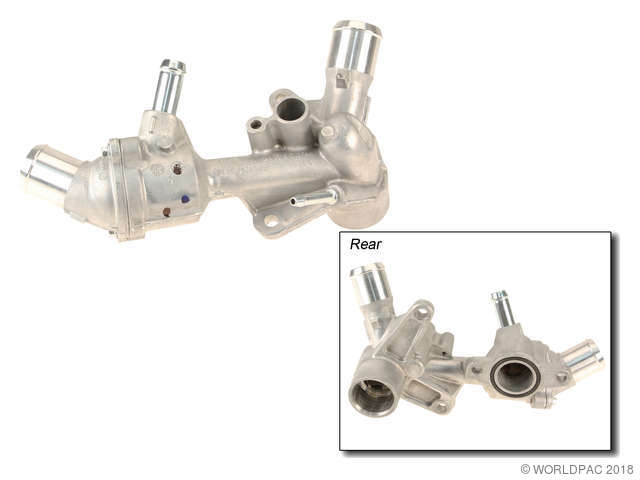 Motorcraft Engine Coolant Thermostat Kit