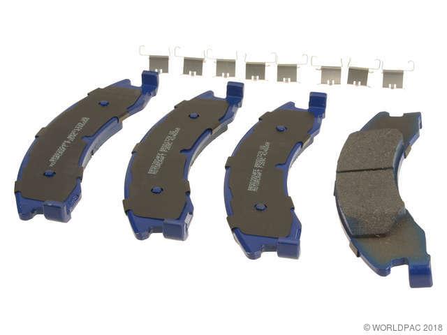 Motorcraft Disc Brake Pad Set