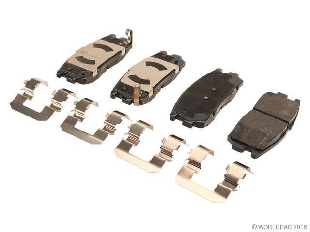 ACDelco Disc Brake Pad Set