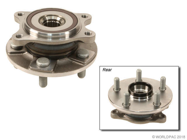 Timken Wheel Bearing and Hub Assembly