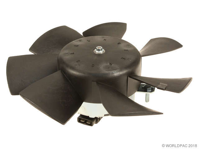 APA/URO Parts Engine Cooling Fan Assembly