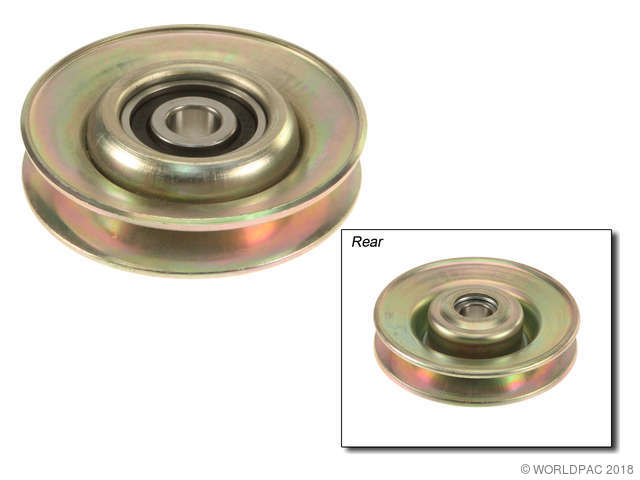 INA A/C Drive Belt Idler Pulley