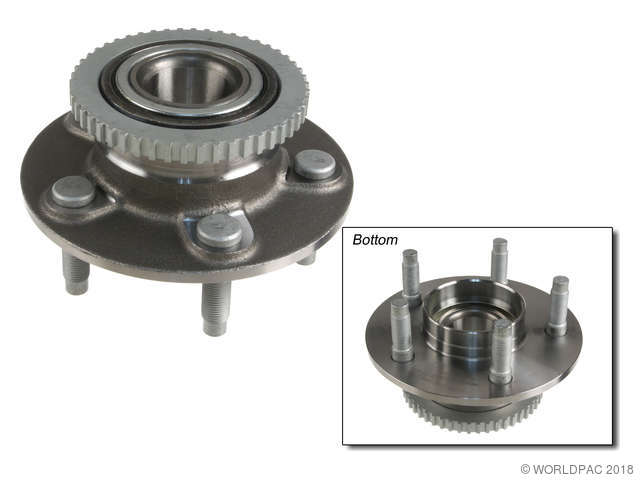 First Equipment Quality Wheel Hub