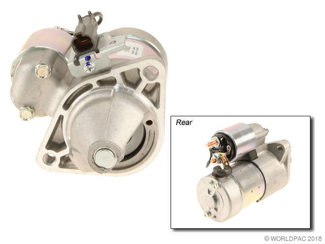 Hitachi Starter Motor