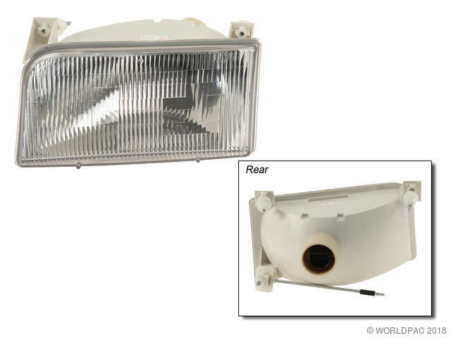 VAIP - Vision Lighting Headlight Assembly