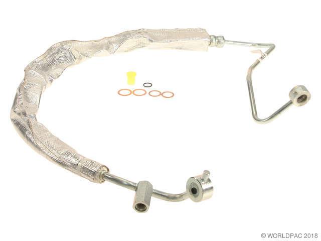 Omega Power Steering Hose Assembly