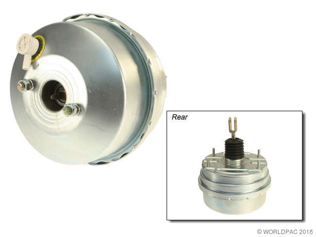 Professional Parts Sweden Power Brake Booster