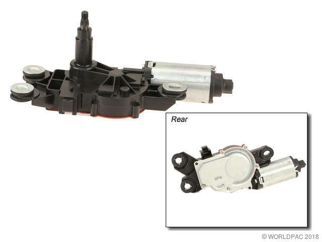 Professional Parts Sweden Windshield Wiper Motor