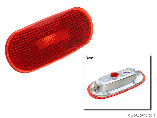TYC Side Marker Light Lens