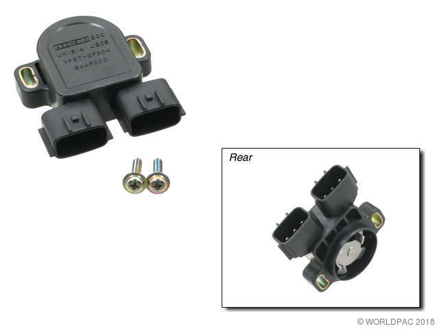 Hitachi Throttle Position Sensor