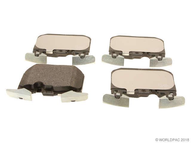 Genuine Disc Brake Pad Set