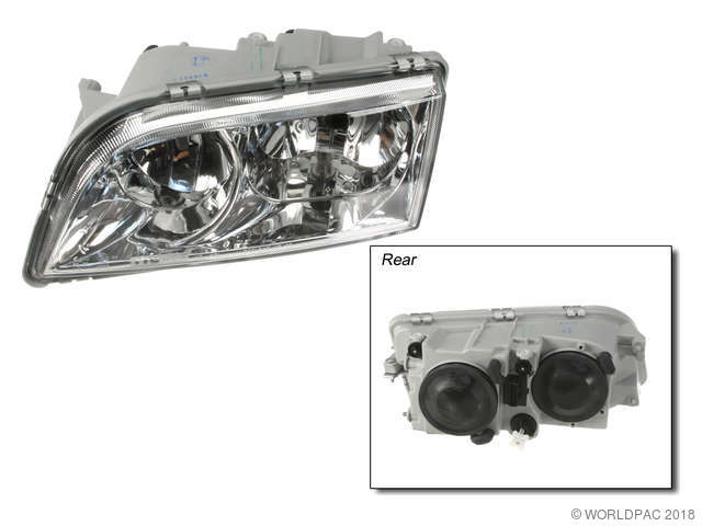 APA/URO Parts Headlight Assembly