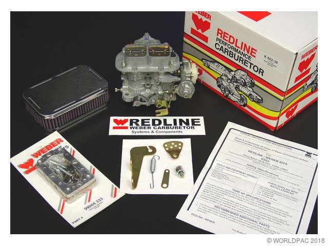 Redline Carburetor
