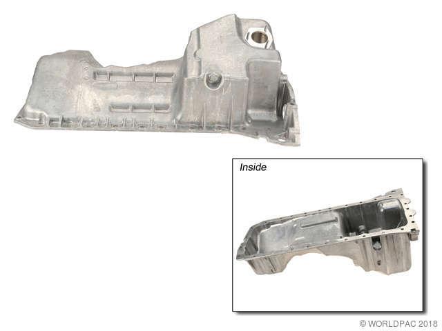 2008 BMW Z4 Engine Oil Pan Genuine