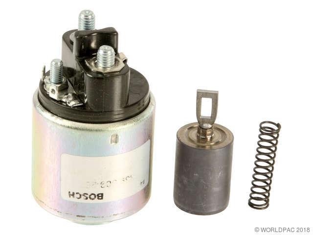 Bosch Starter Solenoid
