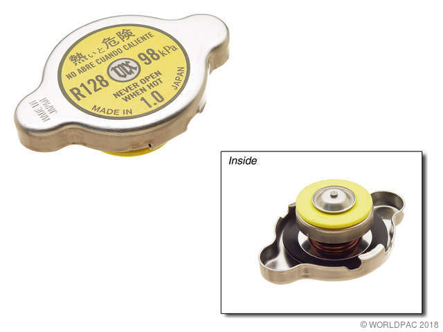 Futaba Engine Coolant Water Outlet Cap