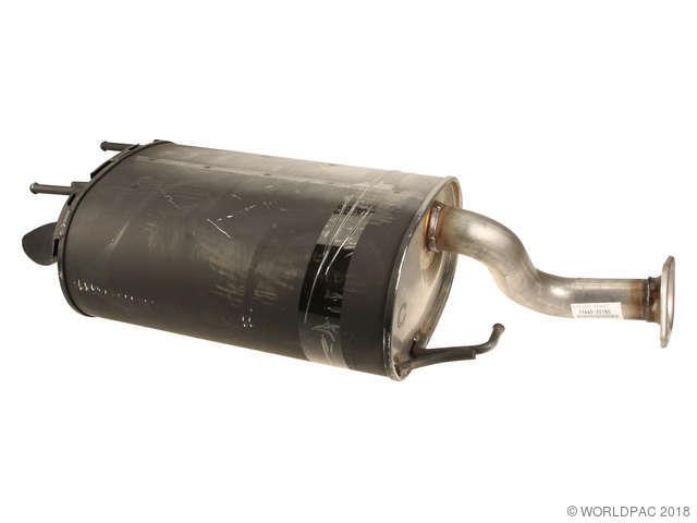 Genuine Exhaust Muffler