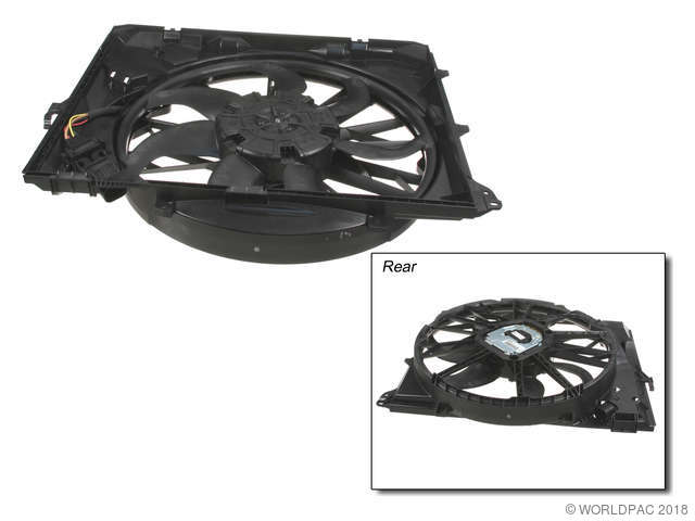 ACM Engine Cooling Fan Assembly