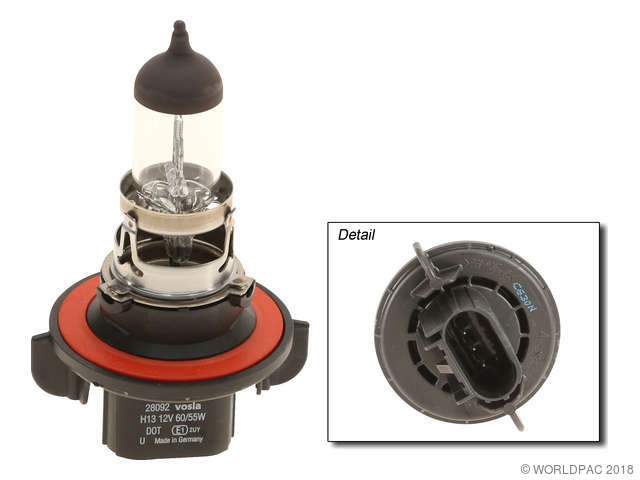 ACDelco Headlight Bulb