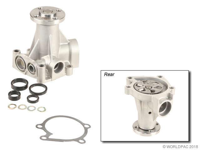 Hepu Engine Water Pump
