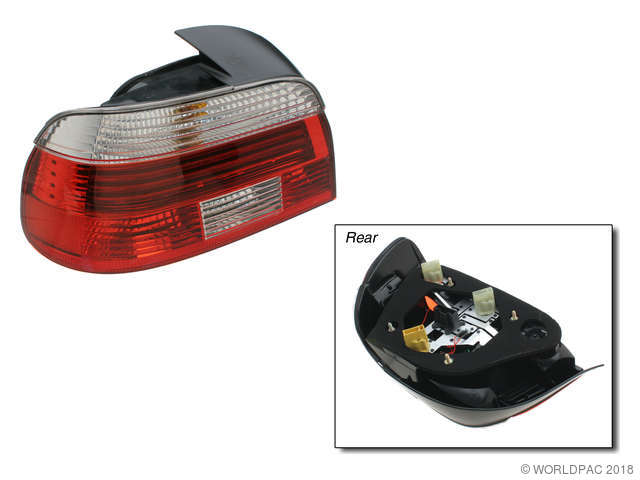 Hella Tail Light Assembly