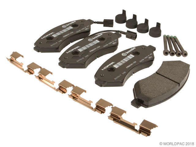 Mopar Disc Brake Pad Set