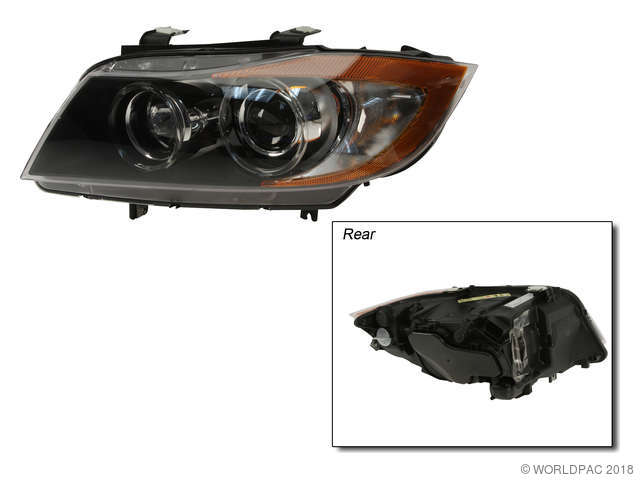 ZKW Headlight Assembly