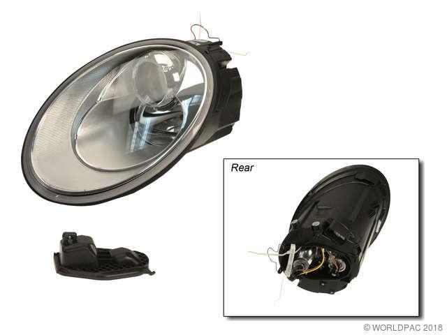 TYC Headlight Assembly